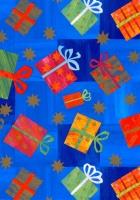 papier cadeau Xmas paket